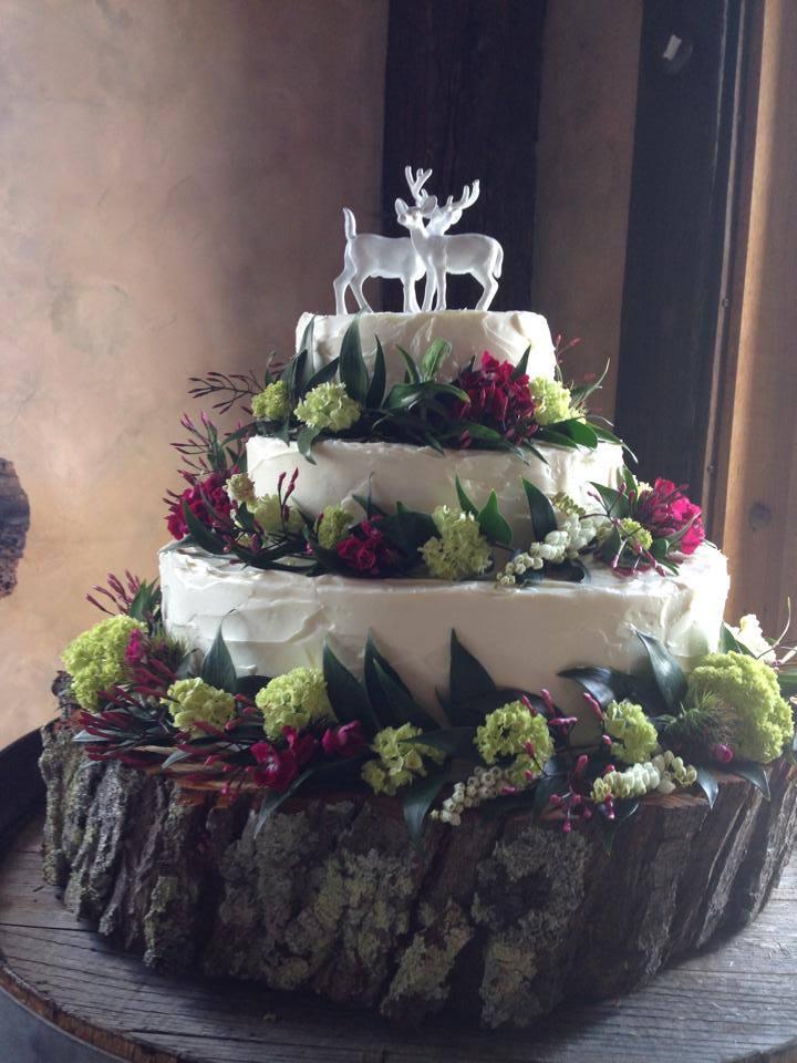 Wedding cakes andreacrawfordflowers p 3 junglespirit Image collections